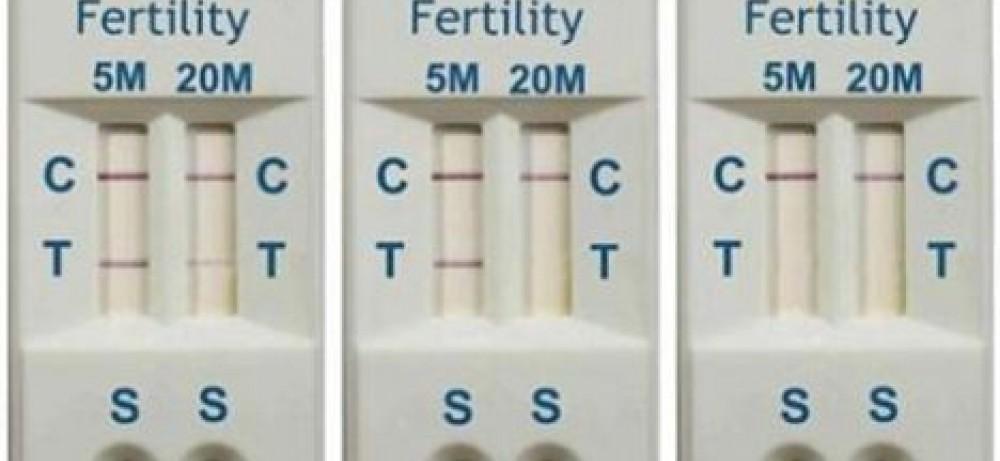 Тесты на качество спермы в Великобритании