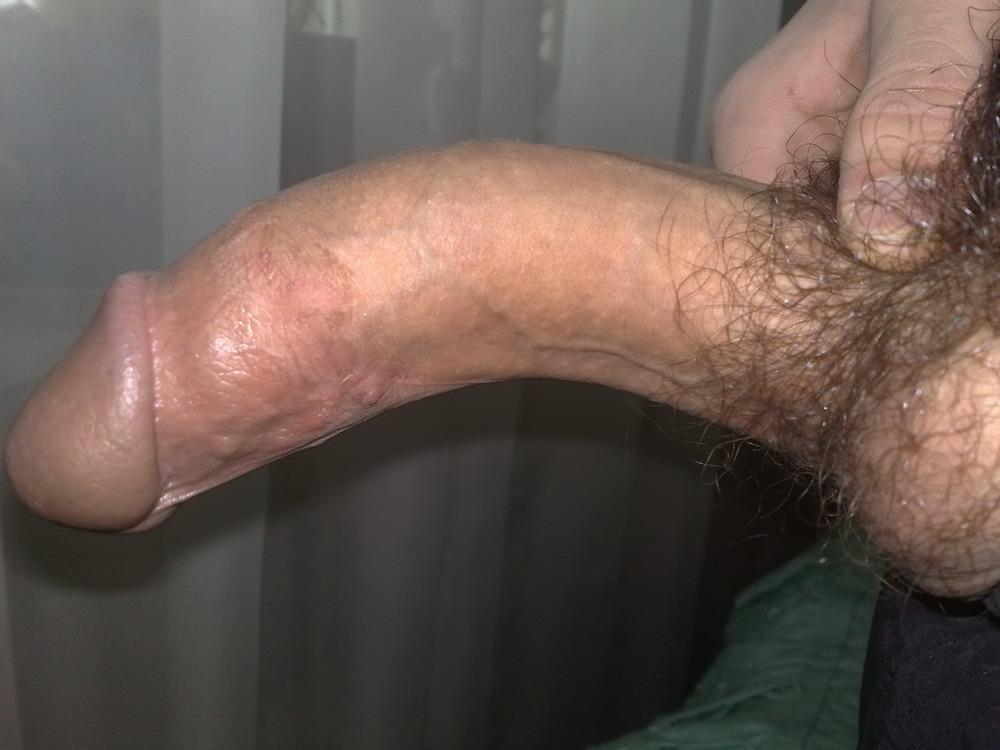 Секс с искревленным членом